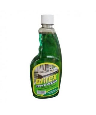 Limpiador triple acción OSIREX 50 cm