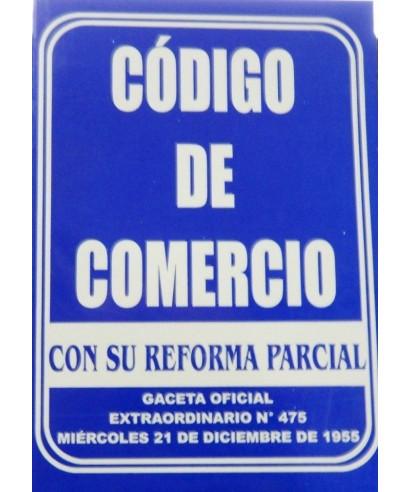 Código de Comercio de Venezuela. Gratis en PDF