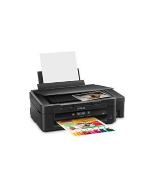 Impresora Multifuncional EPSON L-210 Sistema de tinta continua