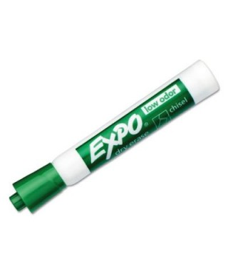 Marcador de pizarra EXPO, color Verde