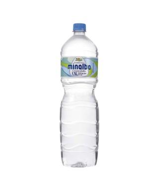 Agua minalba 600 CC