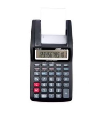 Calculadora CASIO Hr 8TM