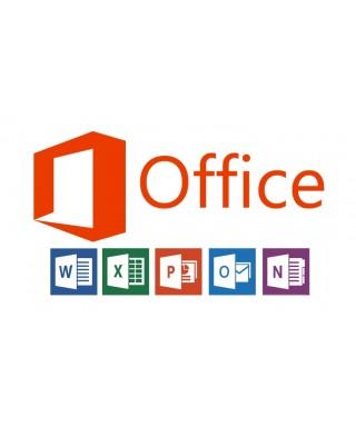 Instalación de Microsoft Office
