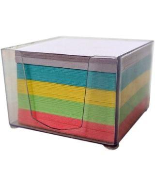 Taco Acrílico de Notas Printa 5 colores Pastel