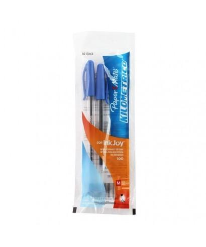 Bolígrafo Paper Mate Kilometrico 100 punto medio 1.0 mm