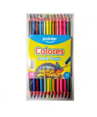 COLORES DOBLE PUNTA POINTER