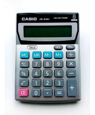 CALCULADORA ELECTRONIC CASIO DE 8 DIGITOS
