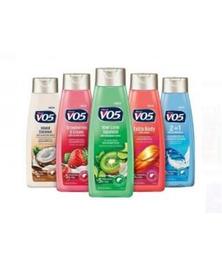 Shampo V5 Silky Experencies Contenido 240 ml