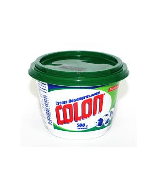 Desengrasante en crema COLON 500 grs para vajillas