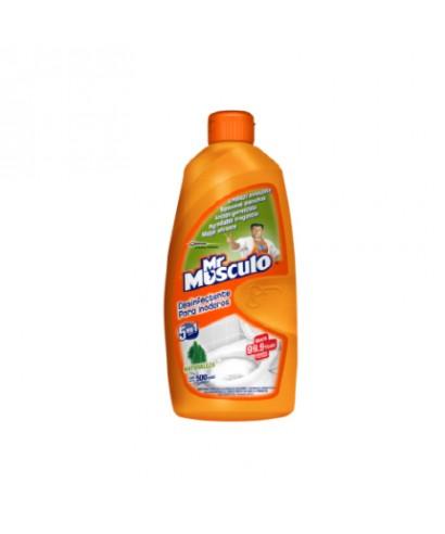 MR MUSCULO 5 EN 1 LIMPIADOR DE INODORO NATURALEZA 500ML