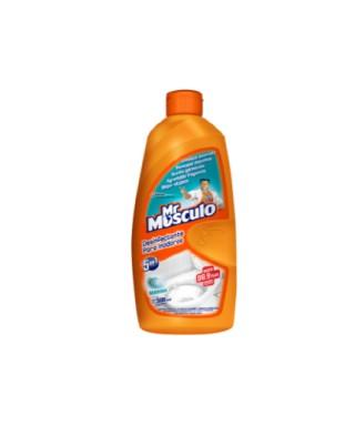 MR MUSCULO 5 EN 1 LIMPIADOR DE INODORO MARINA 500ML