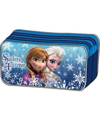 ESTUCHE RECTANGULAR DUO FROZEN CAPI