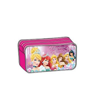 ESTUCHE RECTANGULAR DUO PRINCESAS CAPI