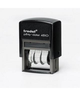 Sello fechador Automático Printa.