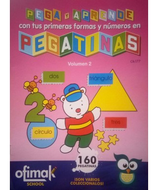 Pegatinas OFIMAK volumen 2
