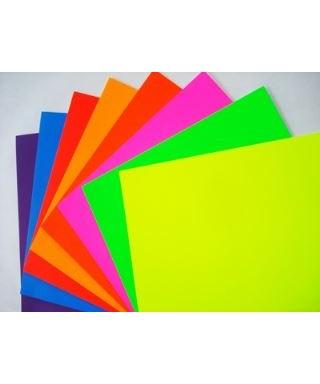 Hojas de Colores pastel Tamaño Carta, 100 H