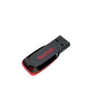 Pendrive SanDisk 8 Gb. Cruzer POP BRITO