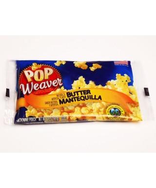 Cotufas POP Z / con Mantequilla. 85 Grs