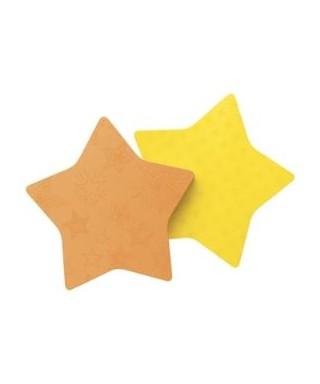 Taco de Notas Autoadhesivos estrella Ofimak 75x 75