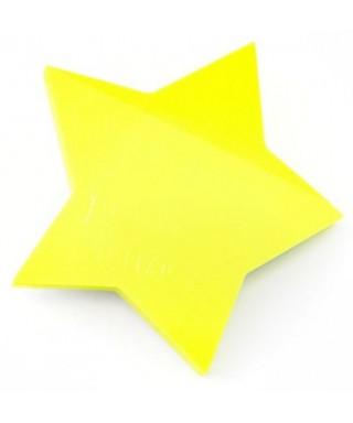 Taco de Notas Amarillo