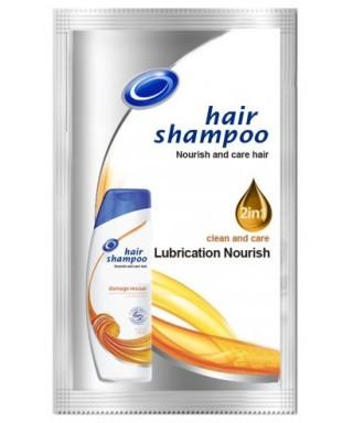 Shampoo en sobres HAIR SHAMPOO 2 en 1 - 8ml pack de 3