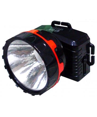 Linterna portatil recargable FX724  Con cinta de Cabeza