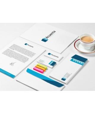 Diseño de Identidad Corporativa (No incluye impresiones)