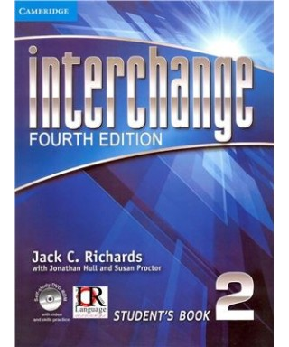 Libro INTERCHANGE 2 - 4ta EDICION ( BLANCO Y NEGRO)