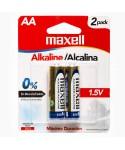 PILAS ALCALINA AAA BLISTER DE 4 UND MAXELL