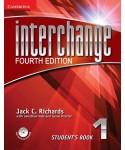 Libro INTERCHANGE 1- 4ta EDICION ( BLANCO Y NEGRO)