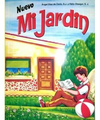 LIBRO DE LECTURA MI JARDÍN 1 UND