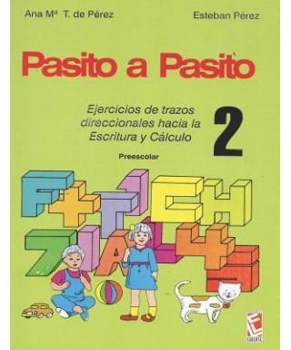 LIBRO PASITO A PASITO 2 EDITORIAL LARENSE