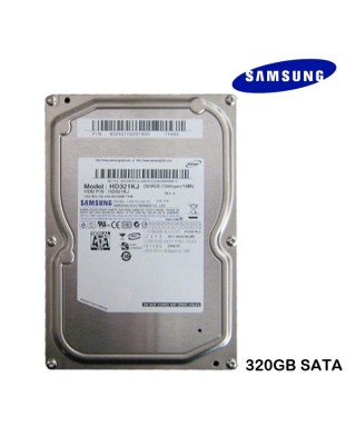 Disco Duro SAMSUNG 320 GB / 5400 rpm/8M