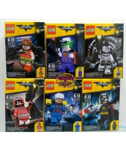 LEGO JUGUETE ARMABLE BATMAN 29 PCS