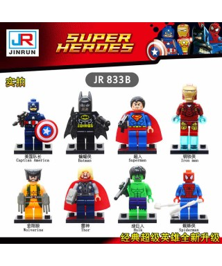 LEGO JUGUETE ARMABLE SUPER...