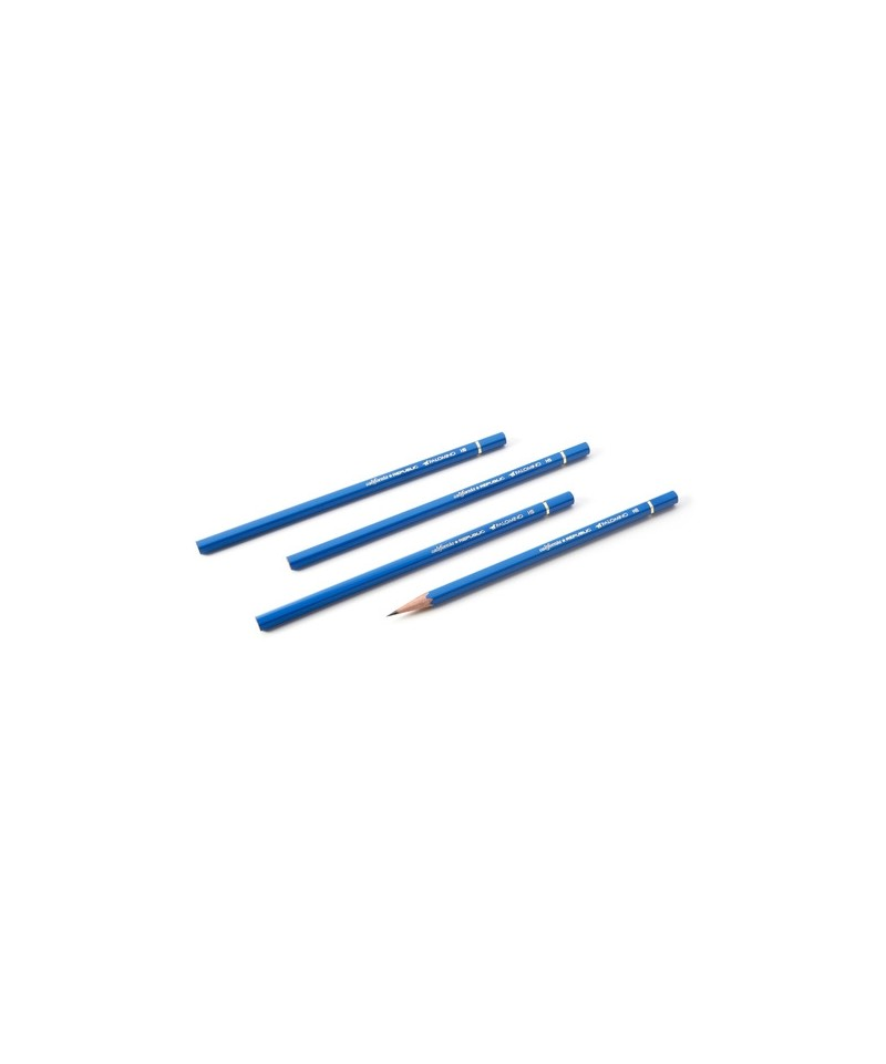 8dc89cea1e439 OFFICENET - Lápiz de grafito No. 2 Azul Dragon Caja de 12 unidades