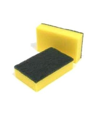 Esponja Doble Usos LimpiaSol