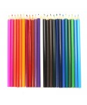Colores de madera Paper Mate Caja x 24 Colores