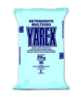 Jabon YAREX de uso Industrial 20 KGS