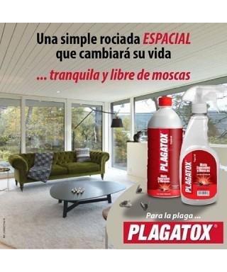 Insecticida Liquido Plagatox 500cc Voladores. 1 Pieza