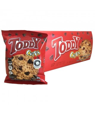 Galletas TODDY CHIPS X2 UNDS