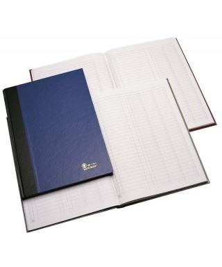 Libro contable 3 columnas /...