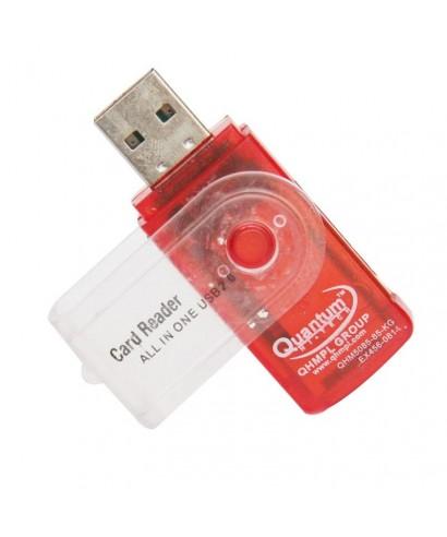Adaptador de memoria NEXCOM ALL IN ONE USB