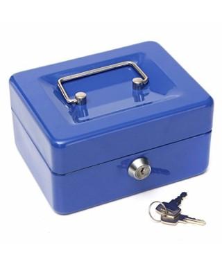 Caja para efectivo 12 PRINTA con llaves (Caja chica)