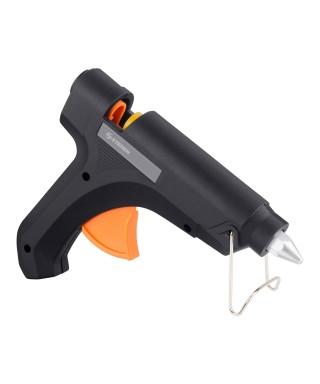 Pistola de silicion SYSABE Mediana colo negro