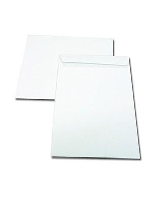 Sobre de papel tamaño oficio Color Blanco