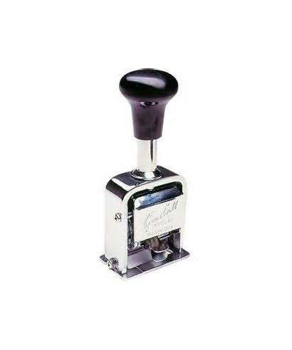 Numeradora automatica 6 digitos OFIART