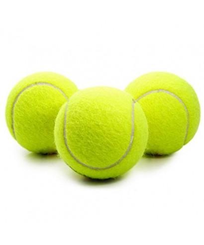 Pelota de Tennis Michitt Tubo de 3 unidades