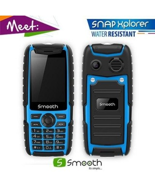 Telefono SMOOTH XPLORER Dual SIM