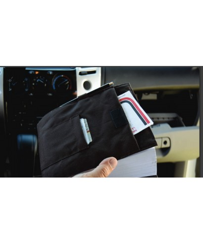 Porta documentos para vehiculos - ARENATH